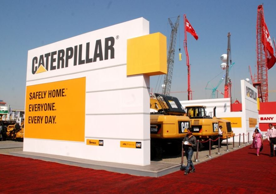 Caterpillar Price List in India