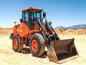 DOOSAN DL200TC-5 Wheel Loader