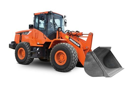 DOOSAN DL220-5 Wheel Loader price in India