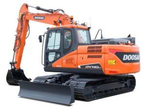 DOOSAN DX140LC-5