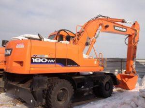 DOOSAN S180W-V