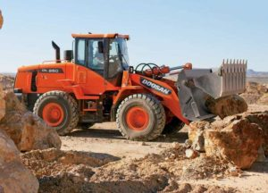 Doosan DL250TC-5 Wheel Loader