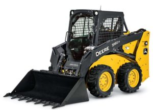 John Deere 316GR Skid Steer Construction Equipment