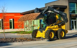 John Deere 330G Skid Steer Price