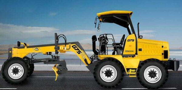 Mahindra LoadMaster G75
