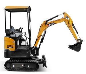 SANY SY20C 2 Tonne Excavator price in India