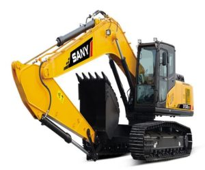SANY SY240C-9 24 Ton Excavator price in India