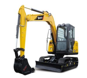 SANY SY80C-9 8 Tonne Excavator price in India