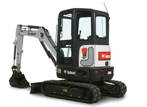 Bobcat E26 Compact Excavator Key Facts