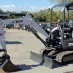 Bobcat E26 Mini Excavator Price Specs Review Video & Images