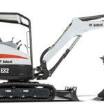 Bobcat E32 Mini Excavator Specs Price Features Review & Images