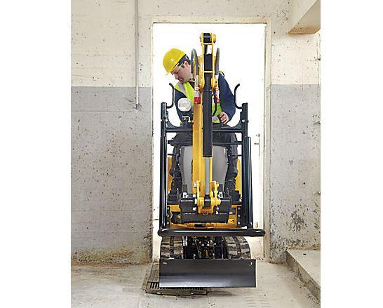 CAT 300.9D Mini Excavator Specifications