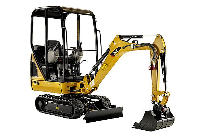 CAT 301.4C Mini Excavator Overview