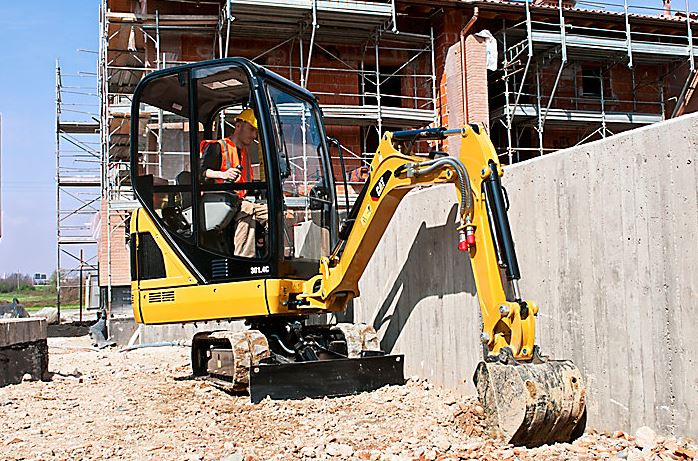 CAT 301.4C Mini Excavator Price
