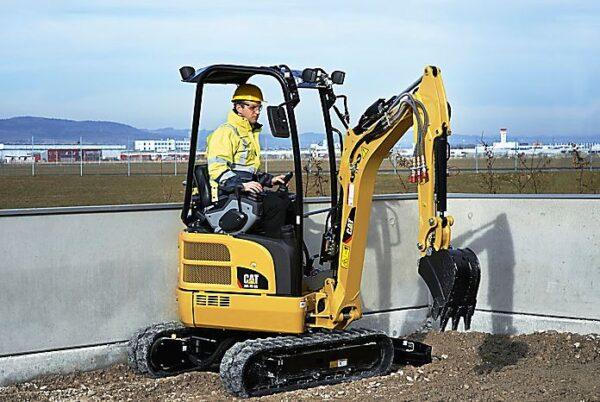 CAT 301.7D CR Mini Excavator Price