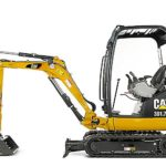 CAT 301.7D Mini Excavator Price Specs Features Standard Equipment Info.