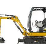 CAT 301.7D Mini Excavator Price Specs Features Standard Equipment Info.