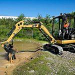 CAT 302.4d Mini Excavator Price Specs Features Review Video