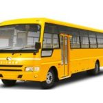 Eicher Skyline AC School Bus 34 & 41 Seater Price Specs Features