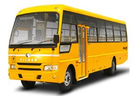 Eicher Skyline Bus 34 & 41 Seater Overview