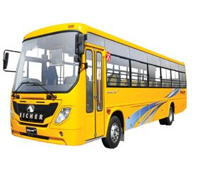 Eicher Skyline Pro 3008 School Bus 52 Seater Overview