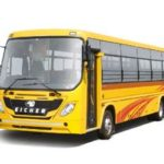 Eicher Skyline Pro Premium School Bus 52 Seater Price Specs Features