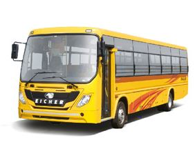 Eicher Skyline Pro Premium School Bus 52 Seater