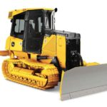 John Deere 550K Dozer Specs Price Key Features Images