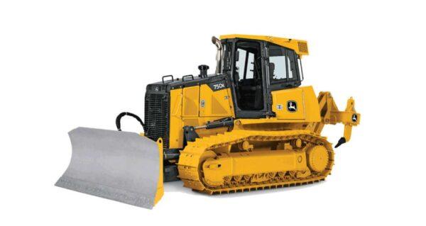 John Deere 750K Crawler Dozer Key Features
