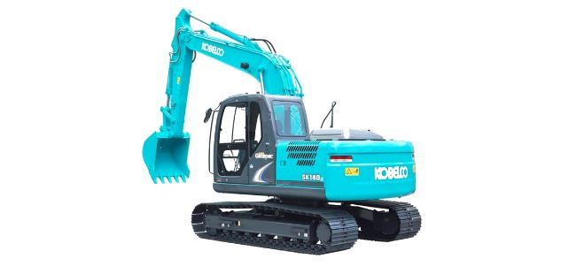 Kobelco Excavator SK140HDLC Price in India