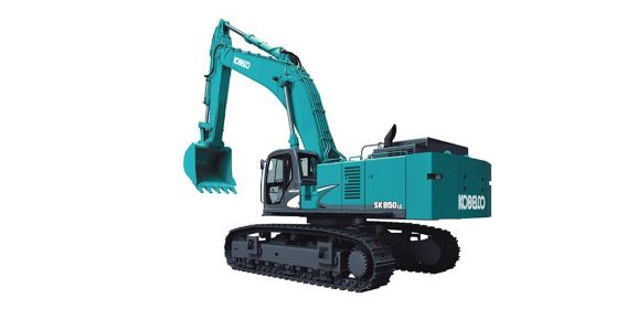 Kobelco Excavator SK850LC Price in India