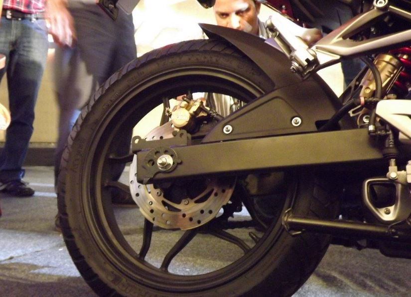 Image result for ns 200 brakes