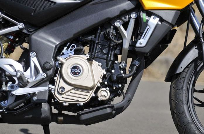 bajaj pulsar 200 ns engine