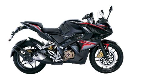 bajaj pulsar rs 200 Bike 10