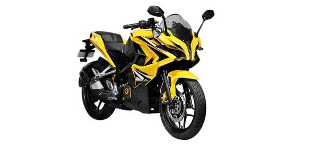 bajaj pulsar rs 200 Bike 13