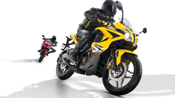 bajaj pulsar rs 200 Bike 15