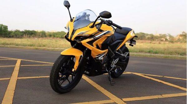 bajaj pulsar rs 200 Bike 7