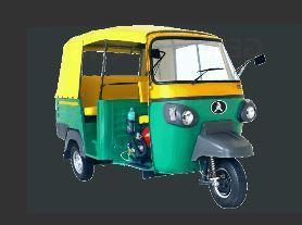 Atul GemPAXX - CNG Auto Rickshaw Price in India