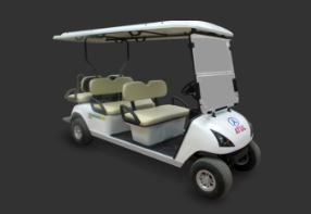 Atul Green Golf Car 4+2 Price in India