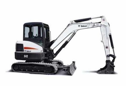 Bobcat E42 Mini Excavator Key Facts