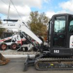 Bobcat E42 Mini Excavator Specs Price Review Video & Images