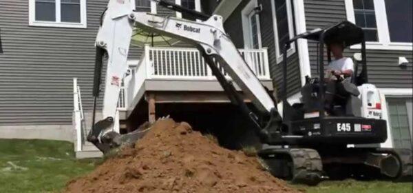 Bobcat E45 Mini Excavator Key Facts