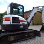 Bobcat E50 Mini Excavator Specs Price Features Review Images