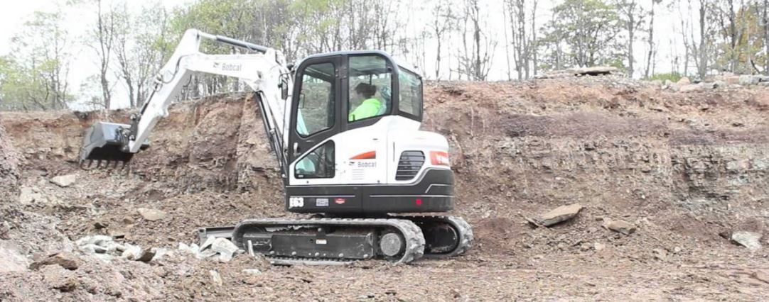 Bobcat E63 Mini Excavator Key Facts