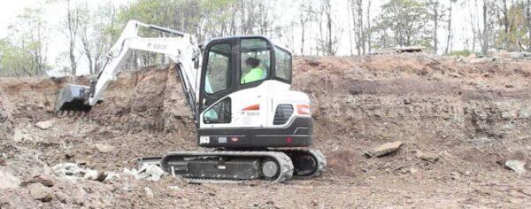 Bobcat E63 Mini Excavator Key Facts