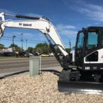 Bobcat E85 Compact Excavator Price Specs Review Video Images