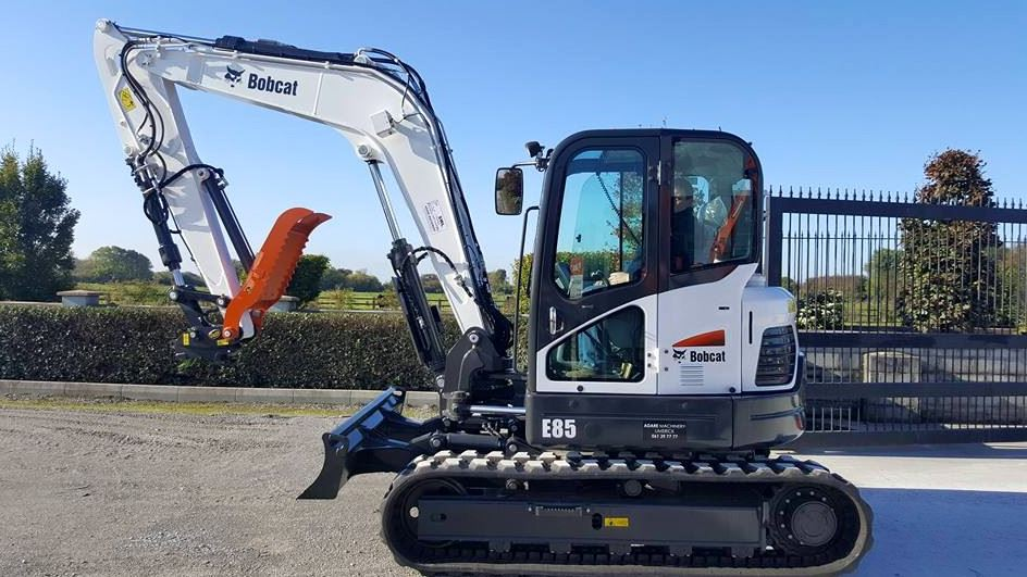 Bobcat E85 Mini Excavator Price