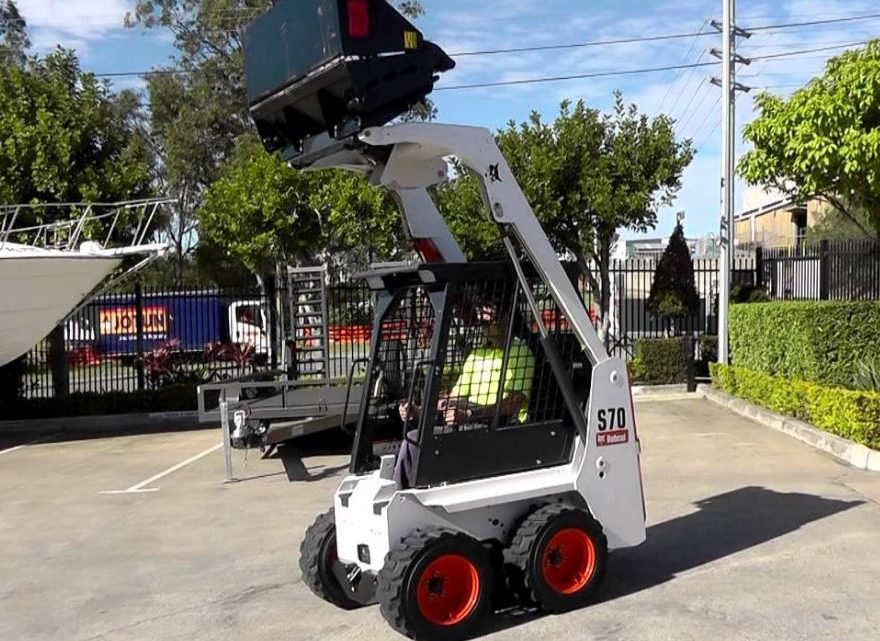 Bobcat S70 Skid-Steer Loader Specifications
