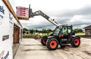 Bobcat VersaHANDLER V723 Telehandler Key Feature