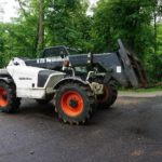 Bobcat VersaHANDLER V723 Telehandler Parts Specs Price Features Images